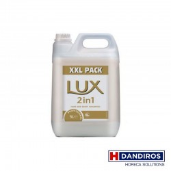 Gel De Dus Si Sampon Professional 2 IN 1 5L